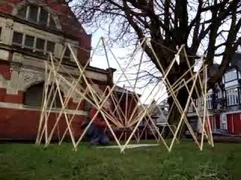 Pop Up Yurt