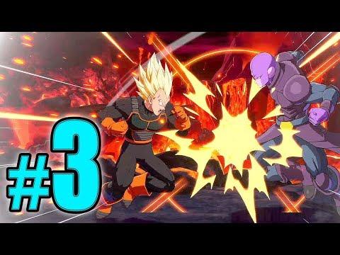 Dragon Ball FighterZ - Online Ranked Matches #3 @ 1080p (60ᶠᵖˢ) HD ✔