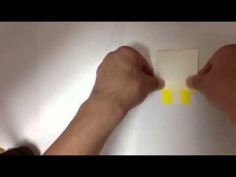 How to make a origami Christmas Jingle Bell