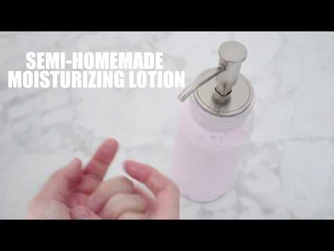 Semi-Homemade Moisturizing Lotion