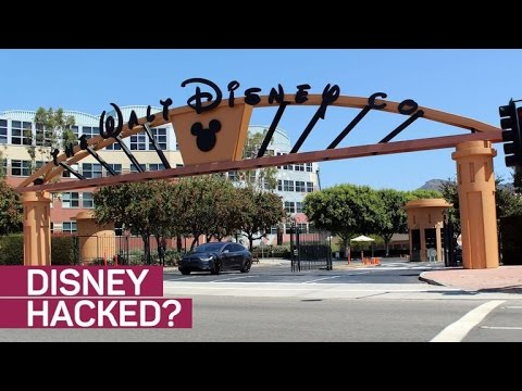 Hackers claim they have an unreleased Disney movie