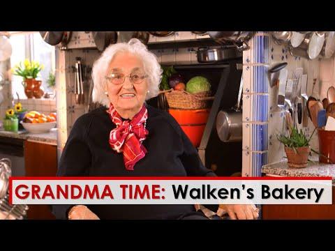 Grandma Time: Working at Walken's Bakery
