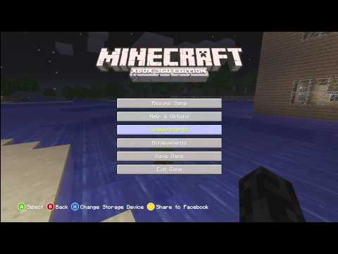 Funny Way to Trap/Troll Zombies in Xbox 360 Minecraft