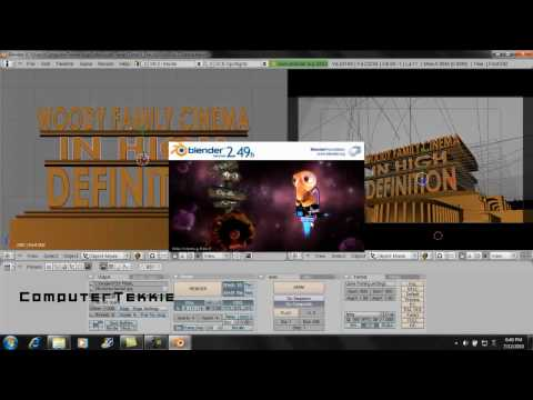 How to Make a Custom 20th Century Fox Introduction- Blender