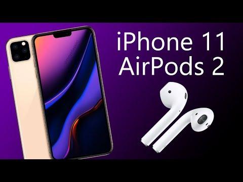 iPhone 11 NEW Leaks - New Display, WiFi 6 & AirPods 2 Releasing Soon !