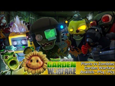 Plants vs Zombies Garden Warfare para PS4 y PS3 | Análisis español GameProTV
