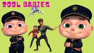 Zool Babies   Prison Break Episode (Single)   Videogyan Kids Shows   Cartoon Animation For Children