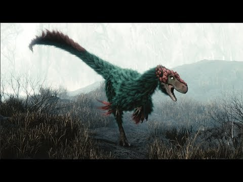 Should CG Artists be giving Dinosaurs Feathers?
