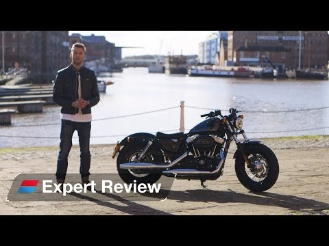 2014 Harley-Davidson 48 [Forty-Eight] bike review