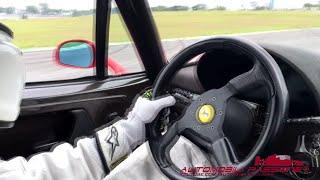 Assetto Corsa Porsche 959 vs Ferrari F50 Track Battle VR