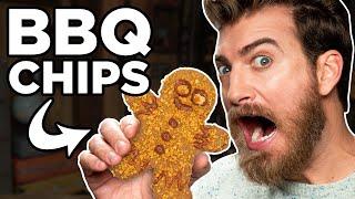 Will It Gingerbread Man? Taste Test