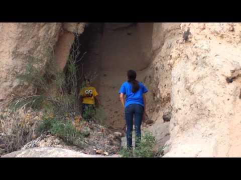 Big Bend National Park cave