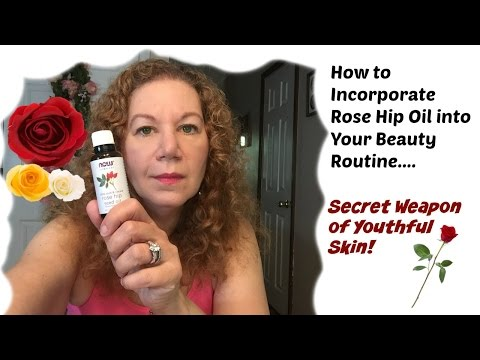 YouTuber Made Me Try It!!  How I Use Rose Hip Oil for Youthful, Radiant Skin