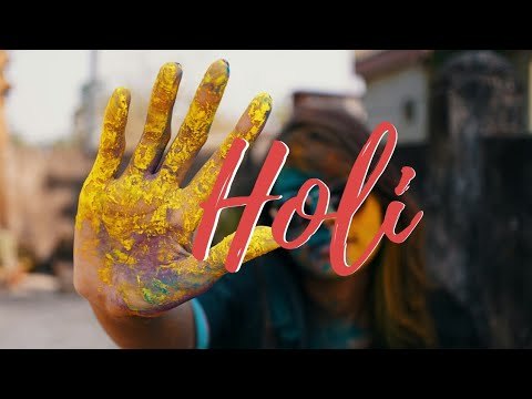 Let's Play HOLI | Festival of Color