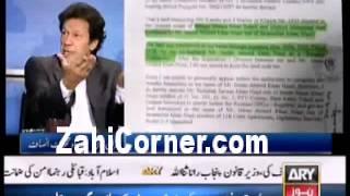 Kashif Abbasi exposed Imran Khan.flv