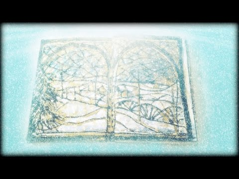 Country Sparkle Scrap Paint Stained Glass Window