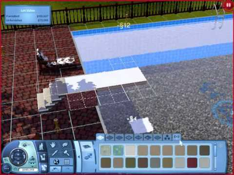 sims 3 diving bored