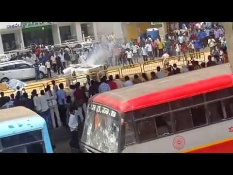 PF PROTEST , BANGALORE PEENYA