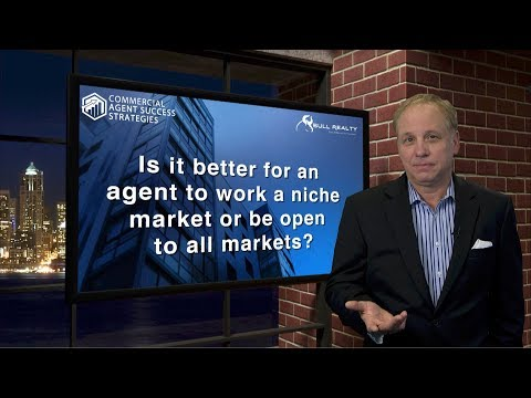 Is it Better for an Agent to Work a Niche Market or be Open to All Markets?