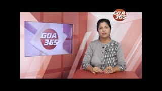 Goa365 24th Oct 2018 English News Bulletin