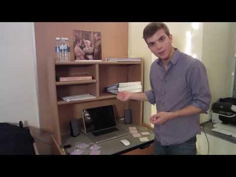 Perfect Shelf For Your Dorm Desk! - Eco-Shelf  - Dorm Room Desk Bookshelf