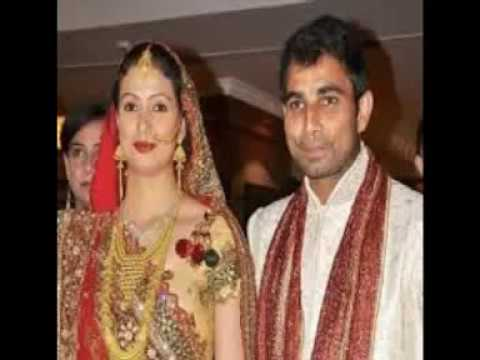 mohammad sami and his wife argue