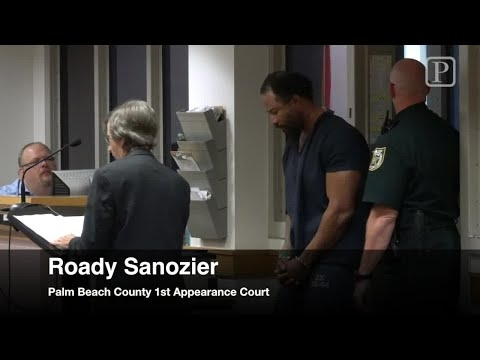 Video: Roady Sanozier in court on attempted murder charges