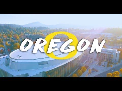 Above Eugene, Oregon | 4K | Mavic Pro