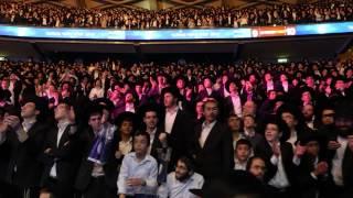 המנגנים בהיכל נוקיה: כניסת מרנן ורבנן | Hamenagnim 𝓵𝓲𝓿𝒆 @ Nokia Arena: Yomim Medley