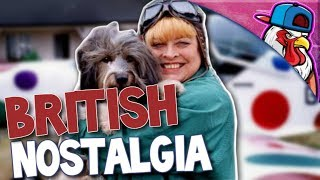 British Childhood Tv Shows (2000s Edition)