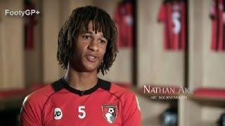 Nathan Ake full interview on Football Focus (11/25/2016)
