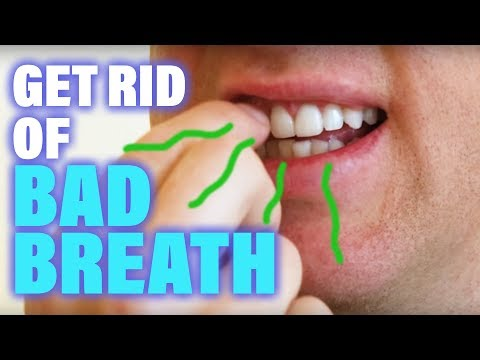 Bad Breath How to Get Rid of Halitosis Remedy Hacks Cure Solution Stop Causes Permanently Natural