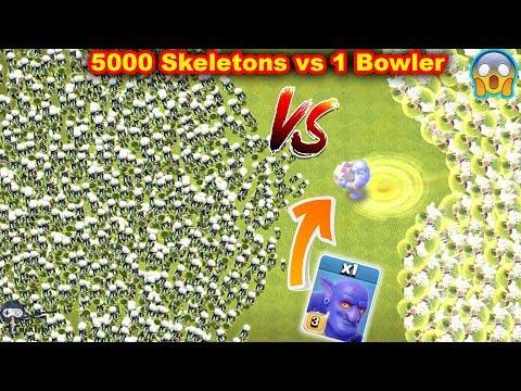 Max Bowler Attack Clash of Clans | Clash of clans Private Server | COC Glitch