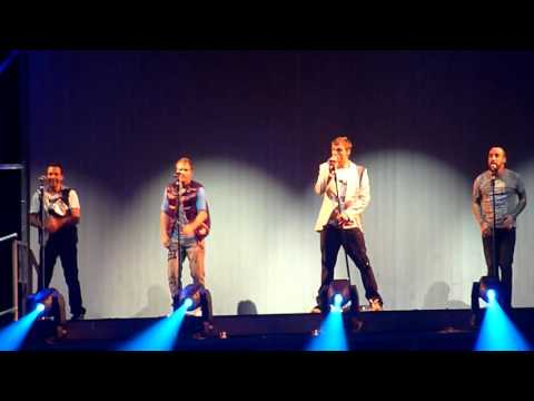 Backstreet Boys - I Want It That Way (Live) Birmingham LG Arena 08/11/09
