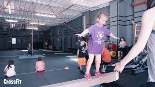 Inside CrossFit South Brooklyn: The Kids