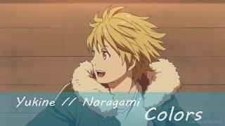 Colors [Yukine // Noragami]