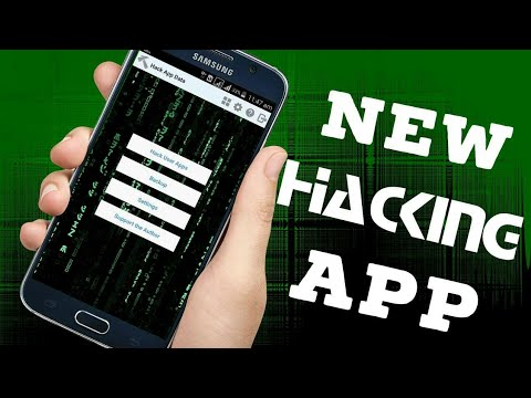 New hacking application, hack app data ( Hindi ) root without root