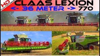 Mais dreschen und mahlen | Claas Lexion 570 ( Terra Trac