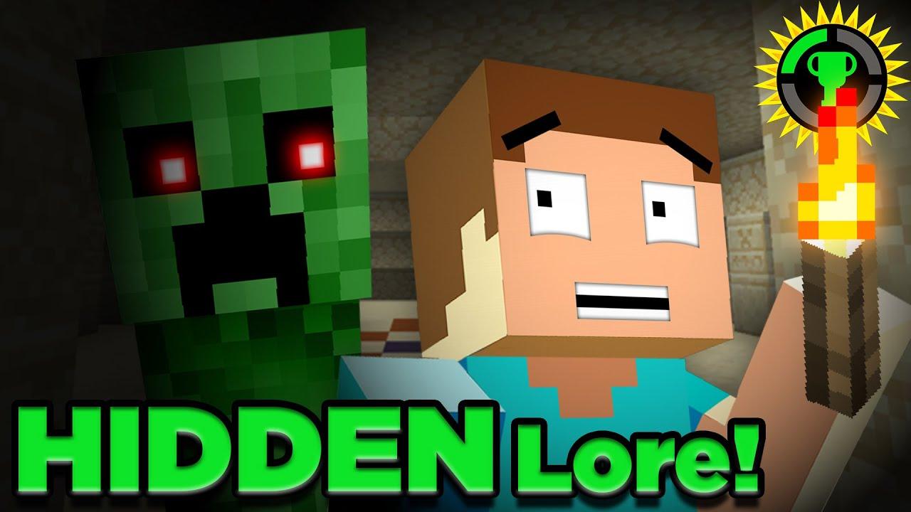 Game Theory: Minecraft, The Secret Desert Origin of Creepers