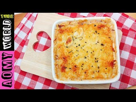Best Cheese Corn Pie Recipe | How to make Crust Pie | Homemade Pie | YUMMY ❤