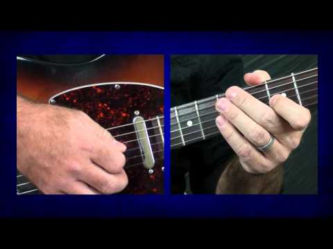 Guitar Lesson: Right Hand Technique For Alternate PIcking Speed
