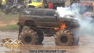 WORST CARNAGE FROM MUDFEST 2017!!