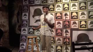 Josh Johnson at the Inaugural Denton Comedy Festival