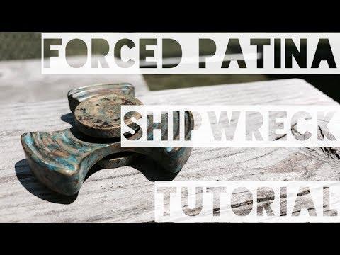 Tutorial: Forced Shipwreck Patina
