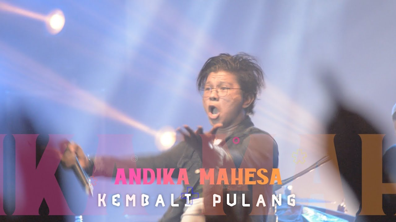 Download ANDIKA MAHESA - KEMBALI PULANG, LIVE AT PKKH UGM MP3 Gratis