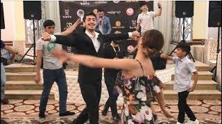 Концерт Сакита Самедова В Баку (Новинка) 2018 ALISHKA Танцует С Девушками Азербайджана