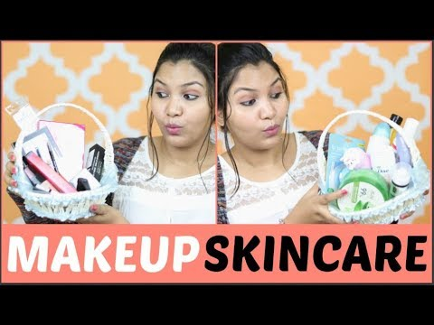 Nykaa sale haul/skin care/makeup/hair care/Indian girl channel trisha