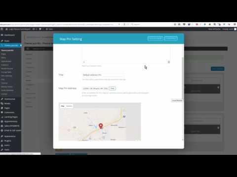 Google Maps API Integration