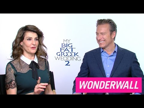 John Corbett and Nia Vardalos reveal how they keep the spark alive in their long-term relationships