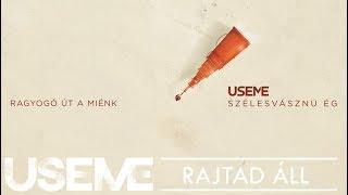 Useme - Rajtad Áll (official Lyrics Video )